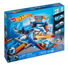 Mega Bloks Hot Wheels malý hrací set
