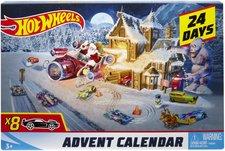Mattel Adventní kalendář Hot Wheels 2018