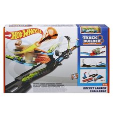 Hot Wheels Track Builder výzva se smyčkou