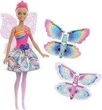 Mattel Barbie LÉTAJÍCÍ VÍLA S KŘÍDLY BĚLOŠKA