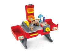 Fisher Price - Mannyho přenosný opravářský stůl