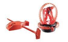 Výprodej-MAX Steel: Turbo bojovníci deluxe červený