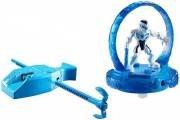 Výprodej-MAX Steel: Turbo bojovníci deluxe sv. modrý