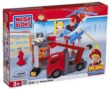 Mega Bloks Blok Town Záchranné centrum hasiči
