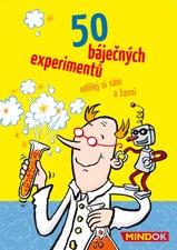 Mindok 50 báječných experimentů