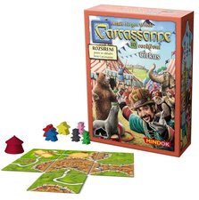 Carcassonne rozšíření 10 Cirkus