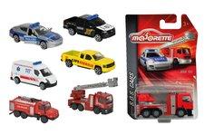 Auto hasiči/ambulance, kovové