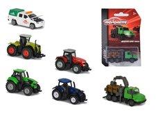 Farmářské vozidlo kovové, 6 druhů