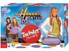 Hra Twister Tančí s Hanou Montanou