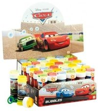 Dulcop Bublifuk Cars 60ml (dis. 36 ks)