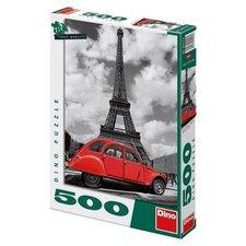 Dino Citroen u Eiffelovky  500d