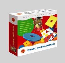 Vzdělávací hra - Tvary, barvy, paměť
