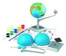 Mac Toys Země a měsíc model