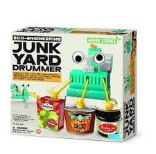 Mac Toys Robotický bubeník