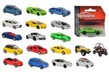 Majorette Autíčko kovové Street Cars, 18 druhů