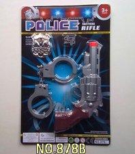 MAC TOYS Policejní set