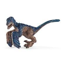 SCHLEICH Prehistorické zvířátko - Utahraptor mini
