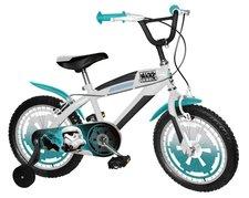 STAMP StarWars - Jízdní kolo 16´´ s postranními kolečky