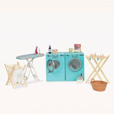 Battat Sada na praní a sušení prádla