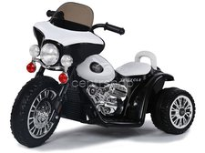 Dimix Elektrická motorka černá
