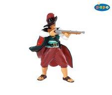 Pirát s mušketou