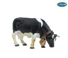 Kráva strakatá pasoucí