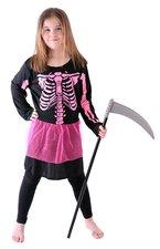 Karnevalový kostým skeletonka, vel. M
