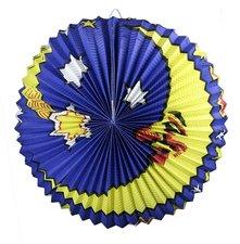 RAPPA Lampion měsíc, 25 cm
