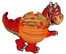 RAPPA Lampion dinosaurus, 25 cm