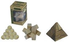 Rappa Hlavolam dřevěný mini, 6 druhů