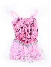RAPPA Karnevalový kostým princezná ružová, vel. S