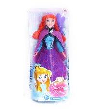Rappa Panenka zimní království princezna zrzka 29 cm