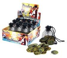 RAPPA Mince pirátské v síťce