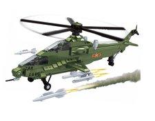 Rappa Stavebnice AUSINI armáda - helikoptéra, 482 dílů