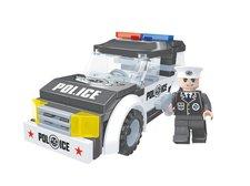 Rappa Stavebnice AUSINI policejní auto, 82 dílů