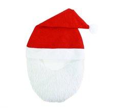 RAPPA Čepice vánoční s vousy