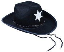 RAPPA Klobouk šerif pro dospělé