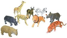 Rappa Zvířata divoká 23 - 31 cm