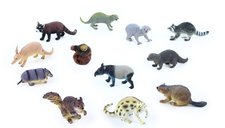 Rappa Zvířata lesní 11 - 18 cm