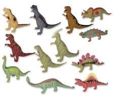 Rappa Dinosaurus 12 druhů, měkké tělo