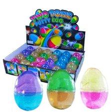 Rappa Hmota tvarovací 2 barvy ve vejci
