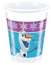 PROCOS kelímky 200 ml Frozen - Ledové království 8 ks