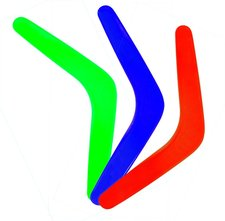 Rappa Bumerang, 3 druhy