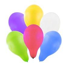 RAPPA Balónek nafukovací 30 cm 6 ks v sáčku