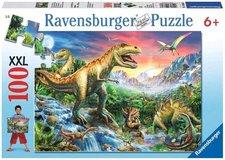 Puzzle - Dinosauři 100d XXL