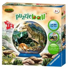 Dinosauři Puzzleball 72d