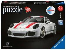 Porsche 911R; 3D, 108 dílků