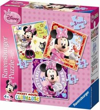 Ravensburger Minnie Mouse 3v1