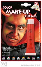 Make-up v tubě, červený