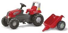 Rolly Toys Šlapací traktor Rolly Junior s vlečkou